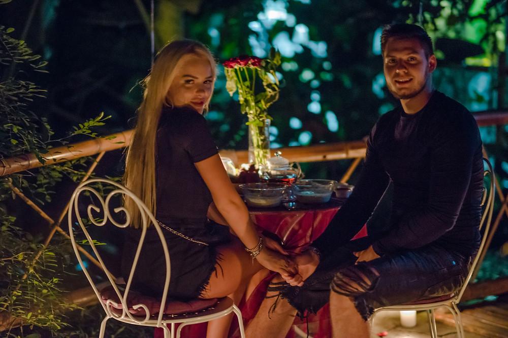 Романтический ужин в Джунглях у Водопада от сервиса романтики Альтечо, Киев 4