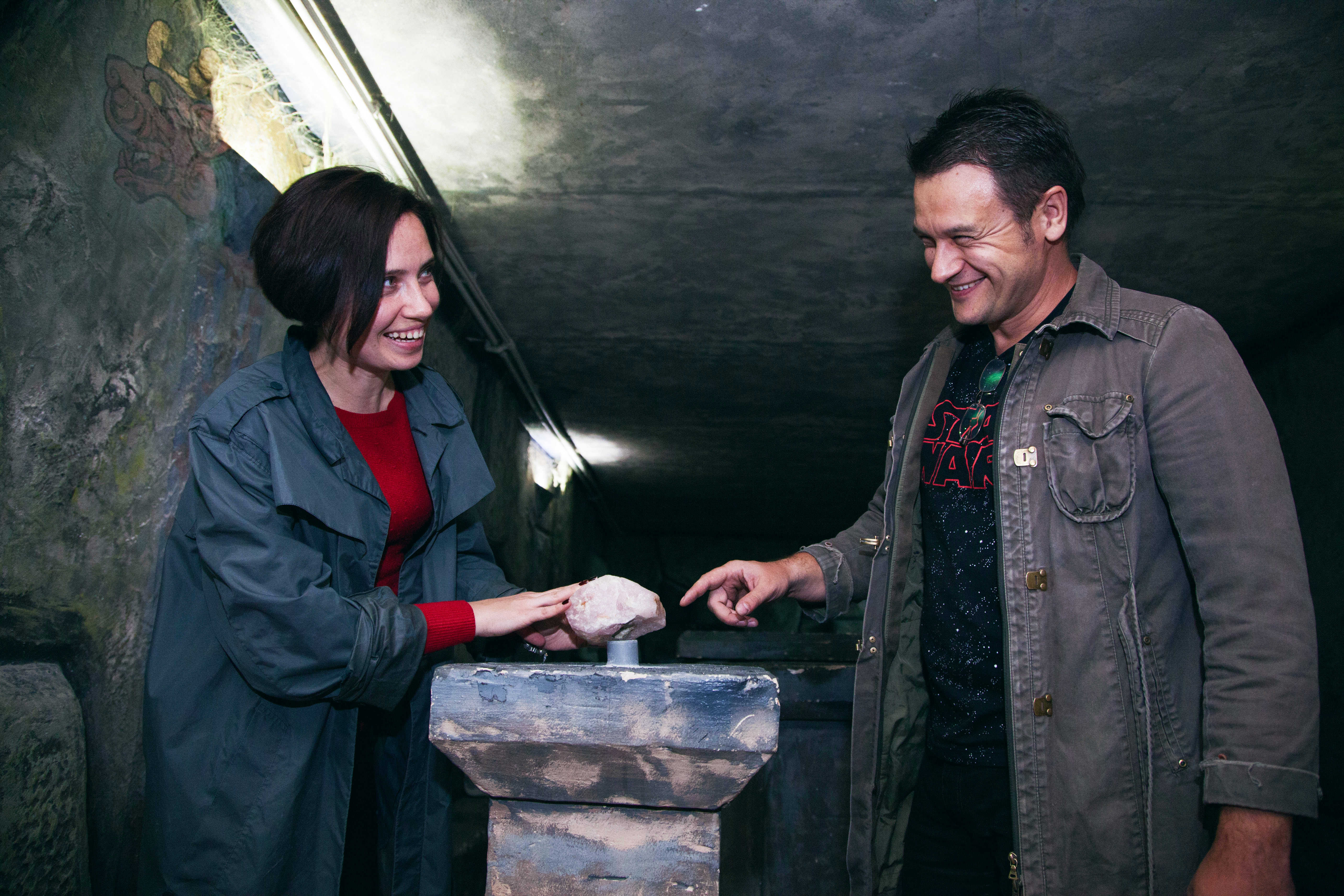 Романтический ужин в подземелье от сервиса романтики Альтечо (5)
