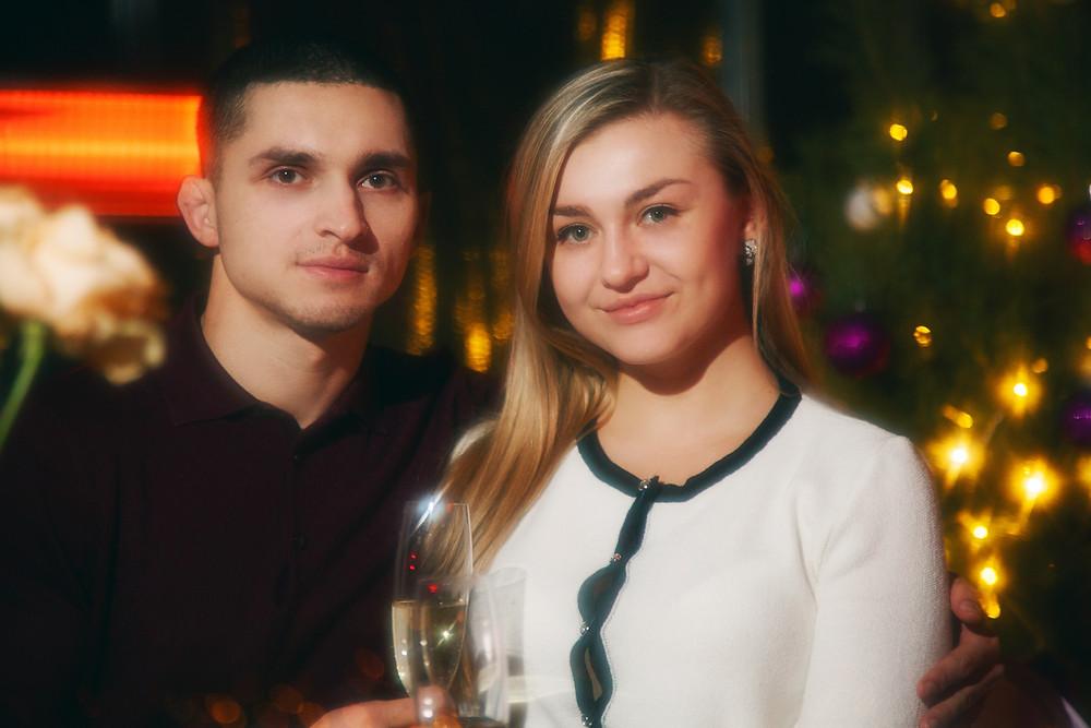 Ужин для влюблённых, Киев, Альтечо