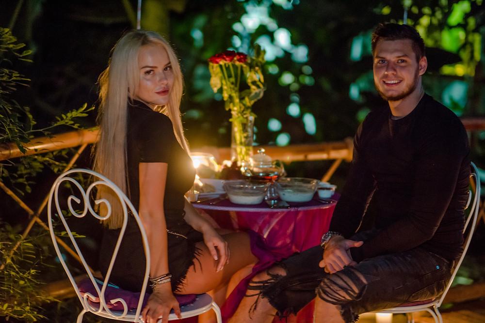 Романтический ужин в Джунглях у Водопада от сервиса романтики Альтечо, Киев 5