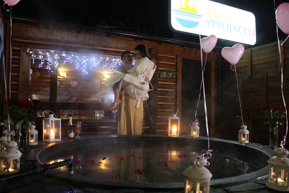 Ужин в необычном месте, Киев, Альтечо