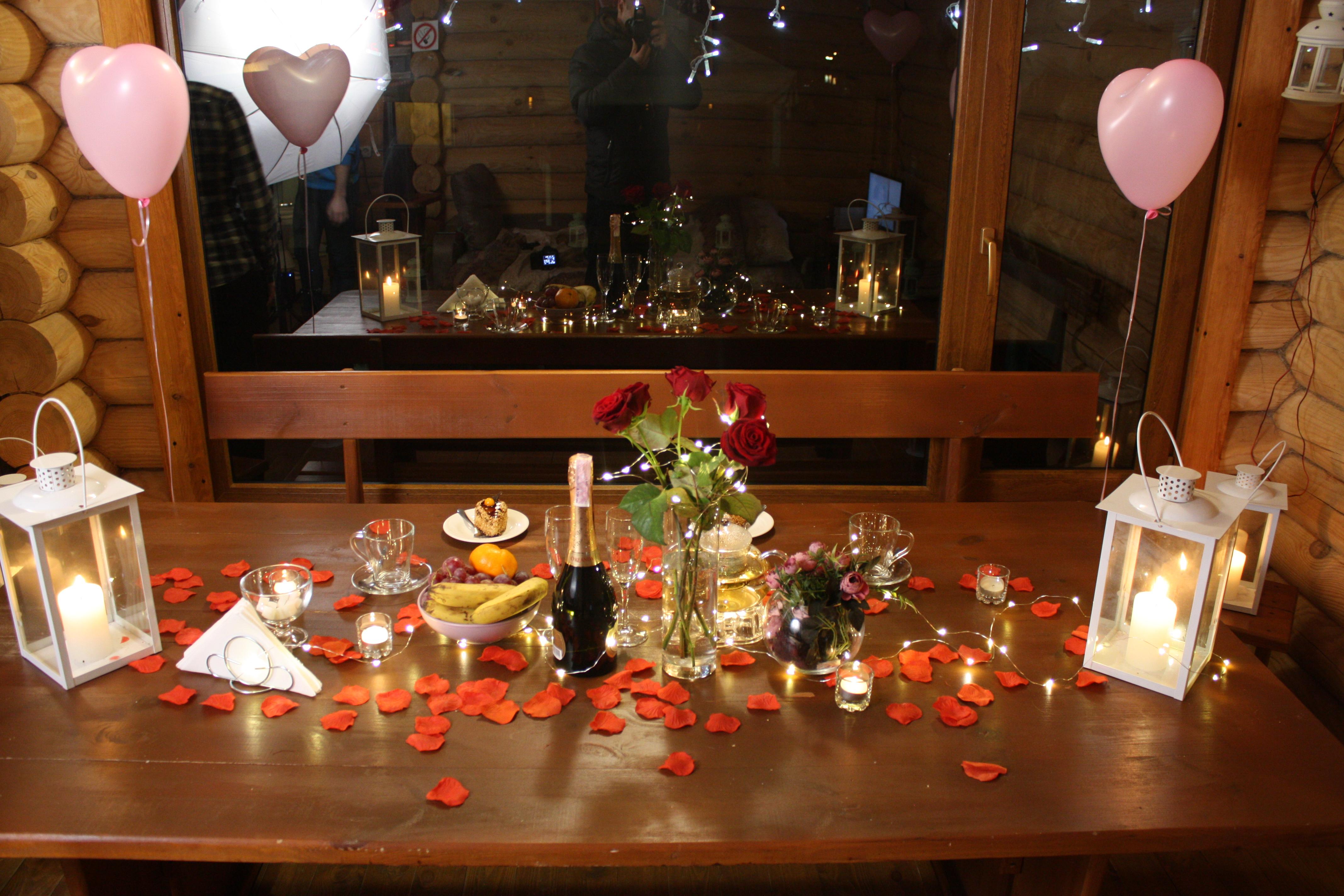 Романтический ужин в горячем чане Афродиты под открытым небом от сервиса романтики Альтечо (22)