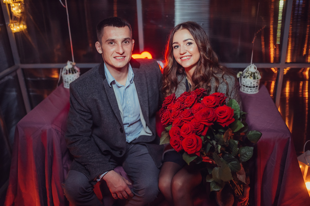 Романтическое свидание, Киев, Альтечо