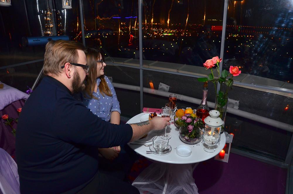 Романтический ужин на крыше, Киев, Альтечо