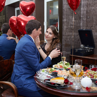 Романтический ужин, Свидание в музее Булгакова от Альтечо (42).jpg