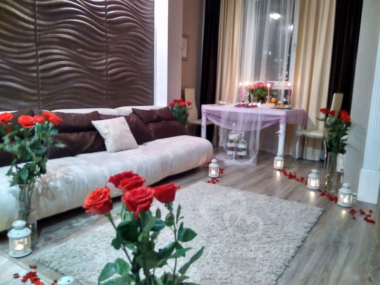 Романтический ужин дома, Киев, Альтечо (9)