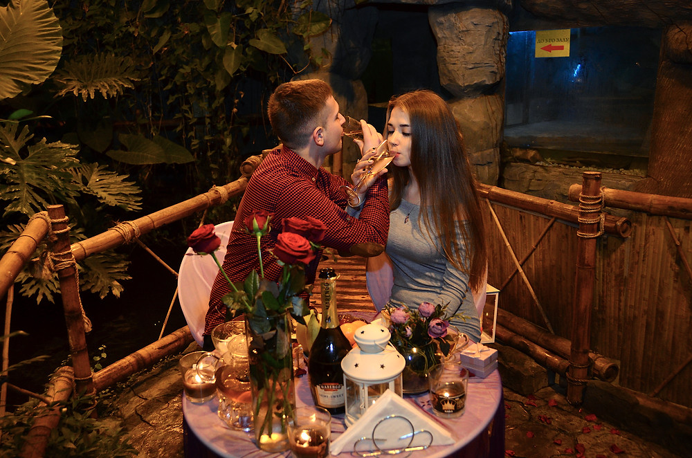 Свидание посреди тропиков, Киев, Альтечо