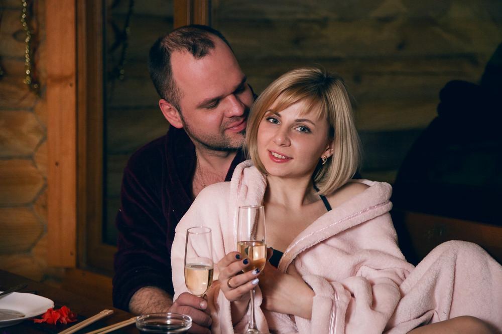 Романтический ужин в Чане Афродиты от сервиса романтики Альтечо, Киев 5