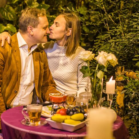 Романтика в Эдемском саду