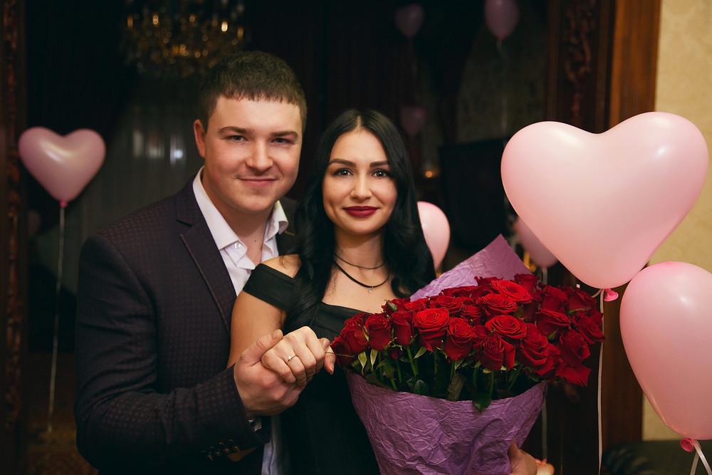 Ужин для двоих, Киев, Альтечо