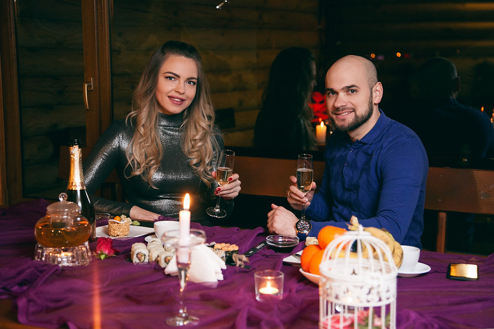 Романтика для двоих, Киев, Альтечо