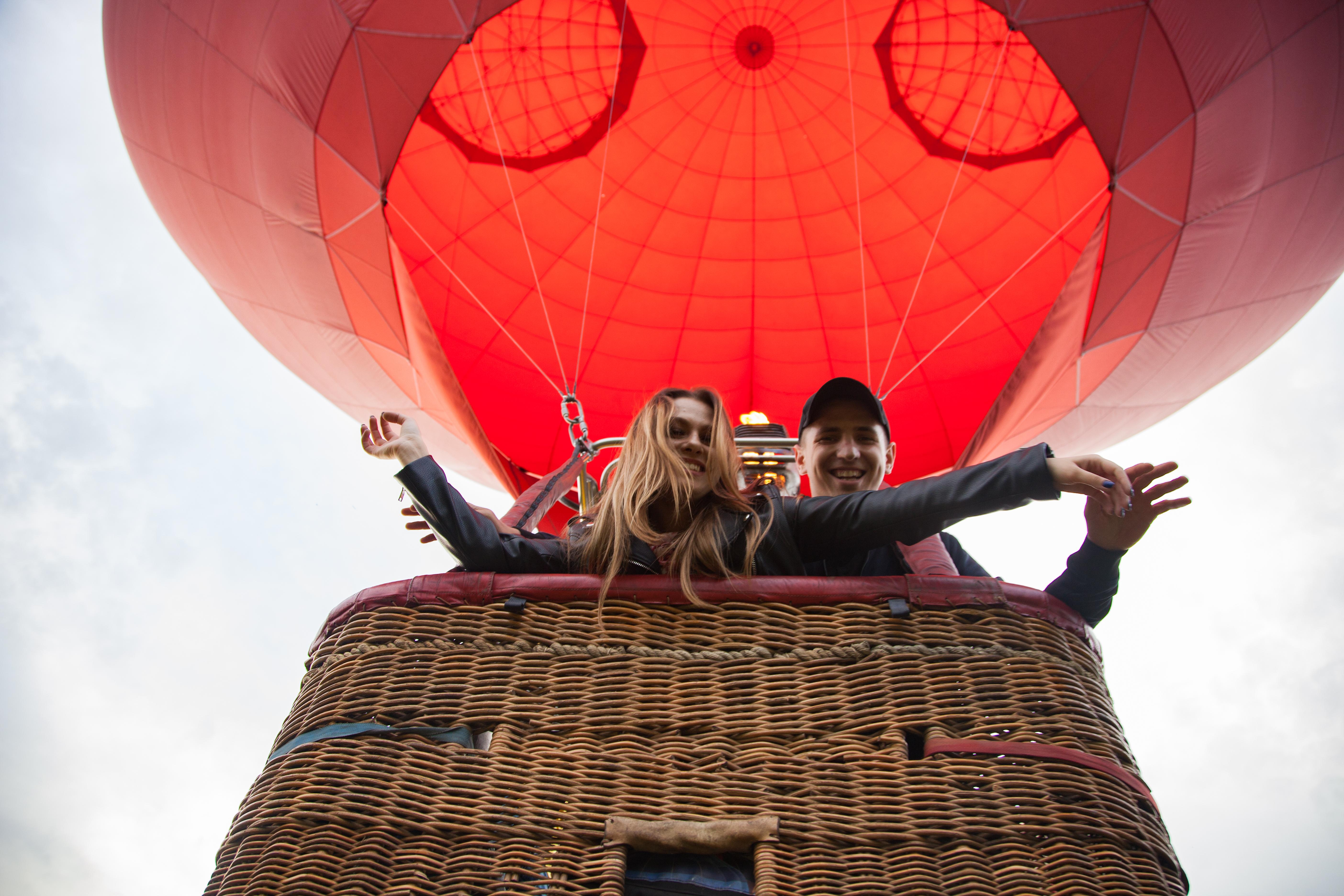 Полет на воздушном шаре от Альтечо (10).