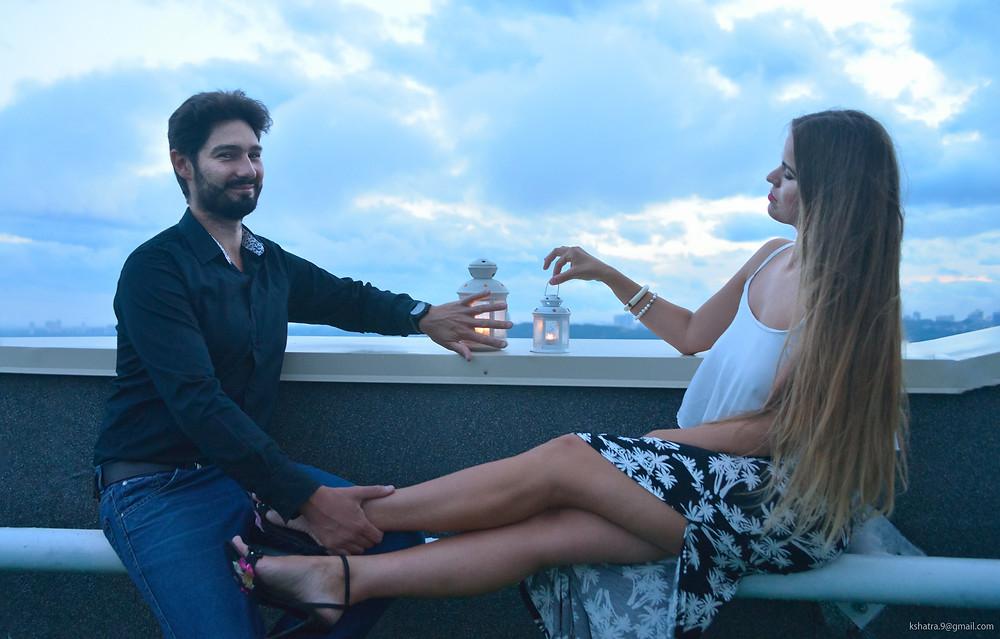 Альтечо: на небе от счастья, свидание на крыше 3