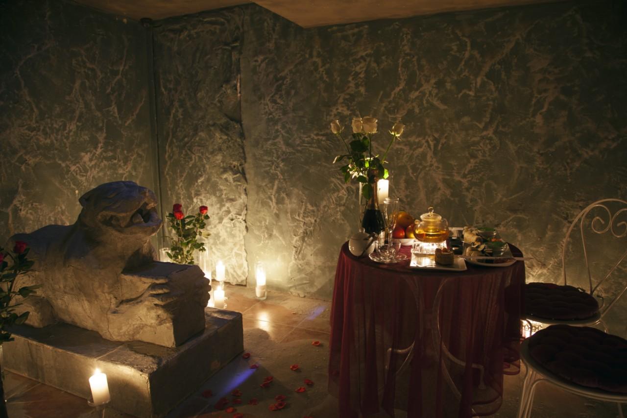 Романтический ужин в подземелье (2)