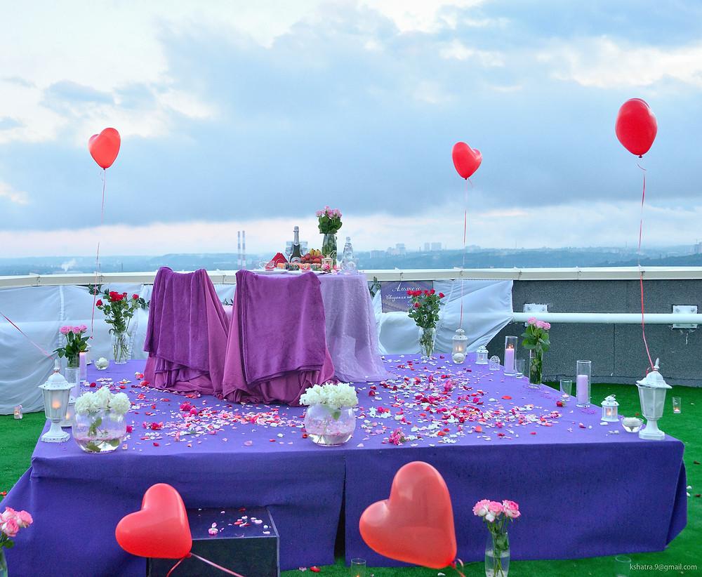 Альтечо: на небе от счастья, свидание на крыше