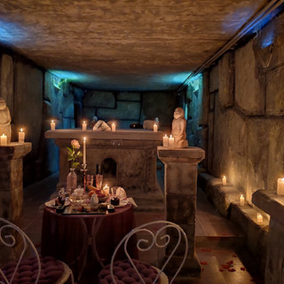 Романтика в подземелье