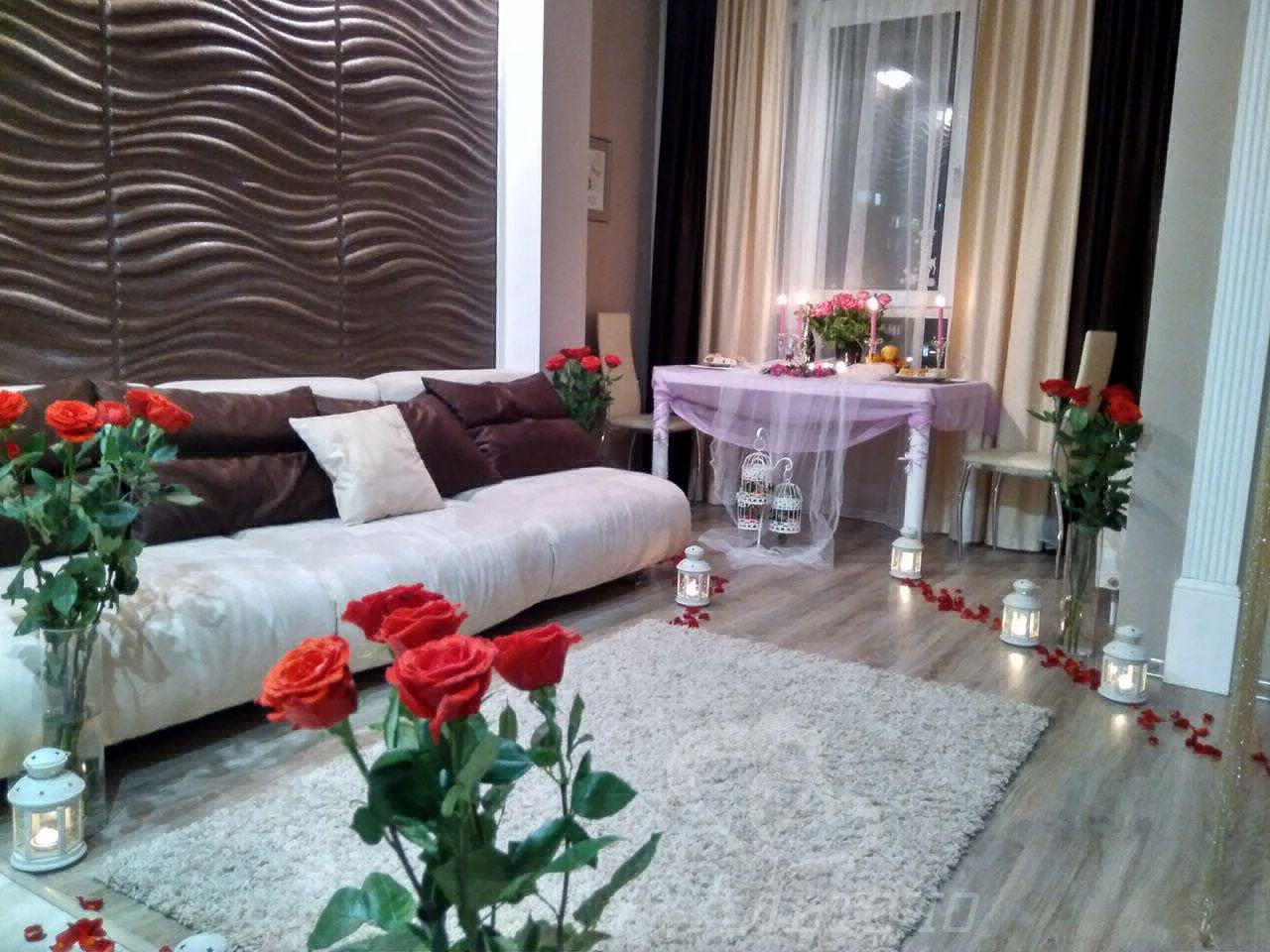 Романтический ужин дома, Киев, Альтечо (3)