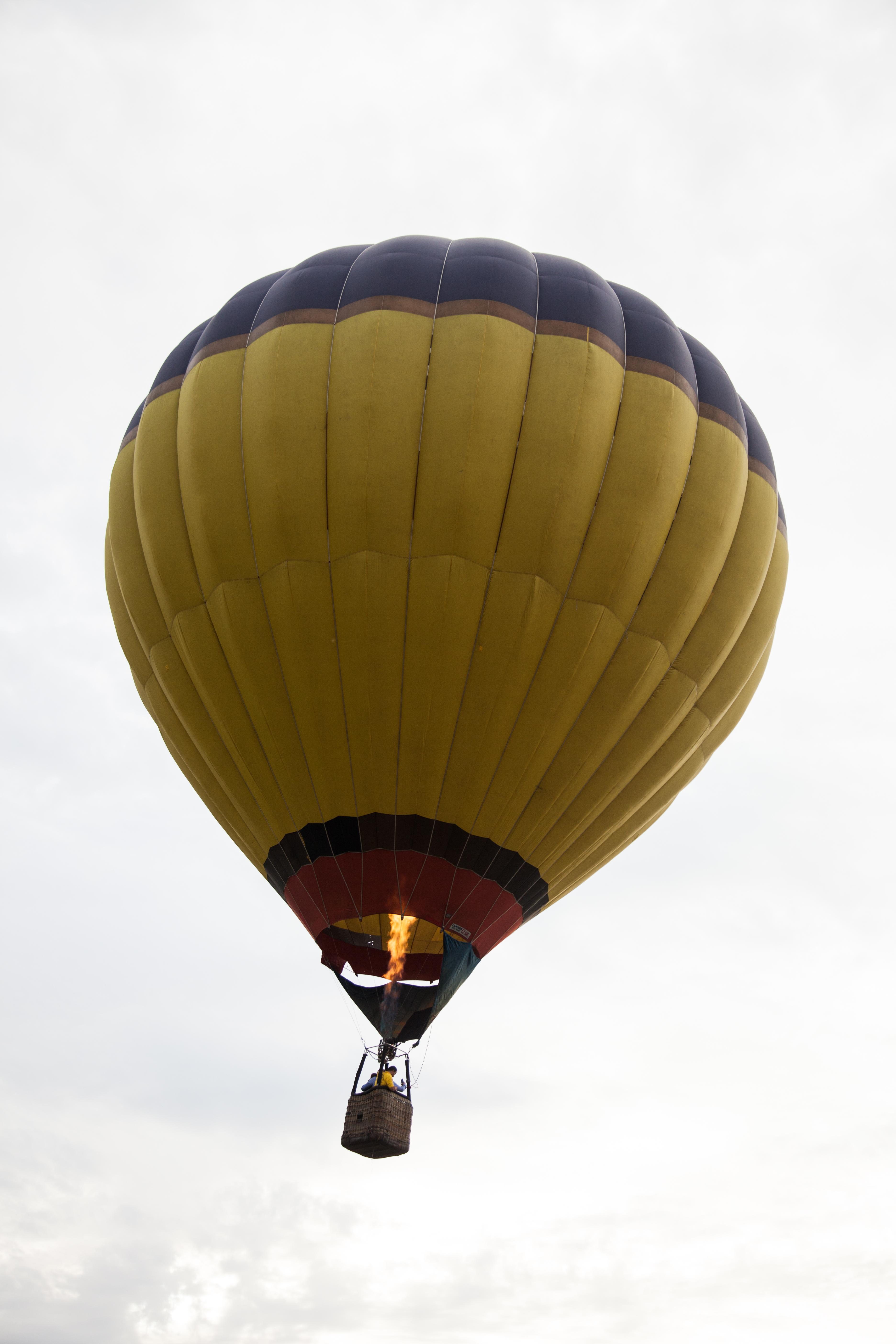 Полет на воздушном шаре от сервиса роман
