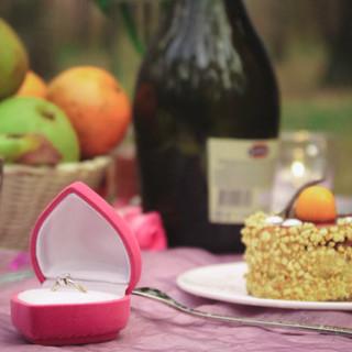Альтечо, романтический ужин в лесу (13).