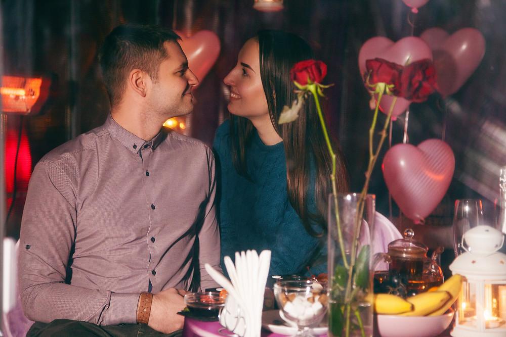 Заказать организацию романтического ужина, Киев, Альтечо
