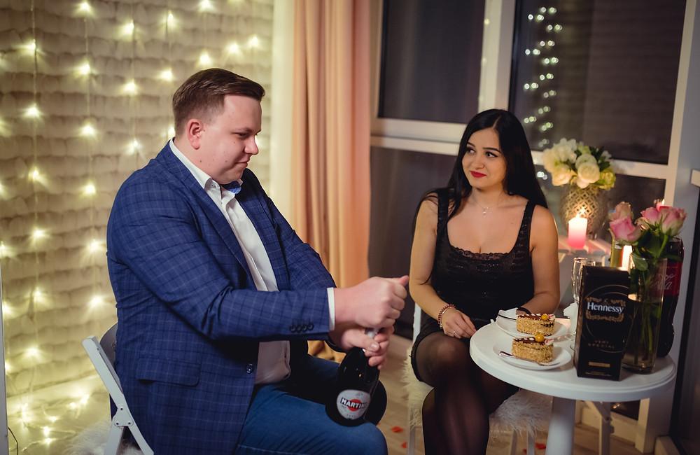 Ресторан для двоих от сервиса романтики Альтечо, Киев 7