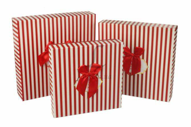 Набор подарочных коробочек 1