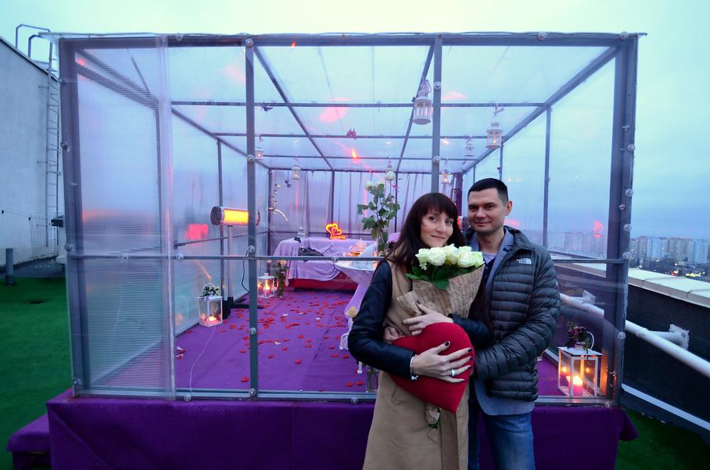 Свидание для двоих, Киев, Альтечо