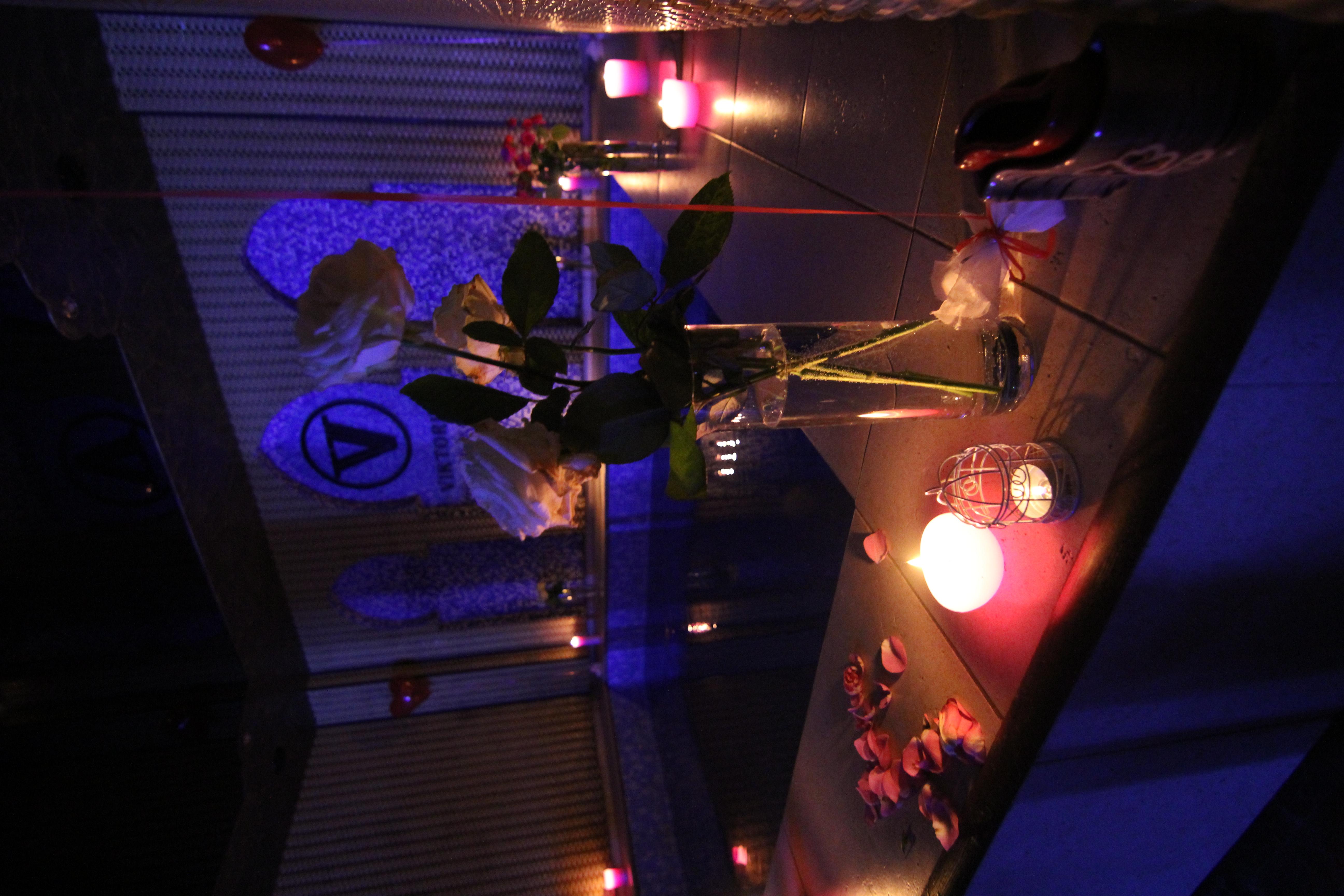 Альтечо, Романтический ужин в бассейне (16)