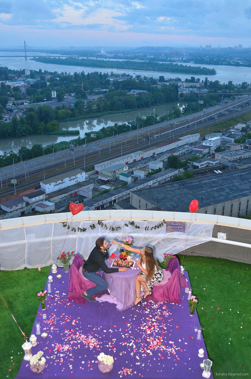 Альтечо: на небе от счастья, свидание на крыше 8