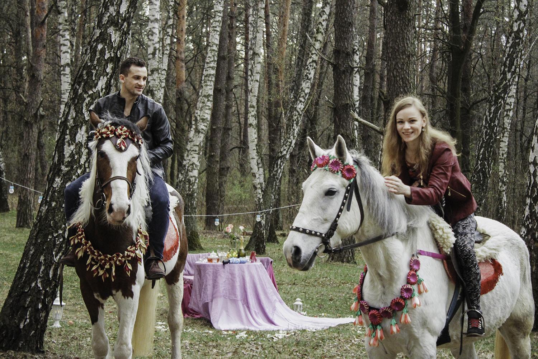 Альтечо, романтический ужин в лесу (13)