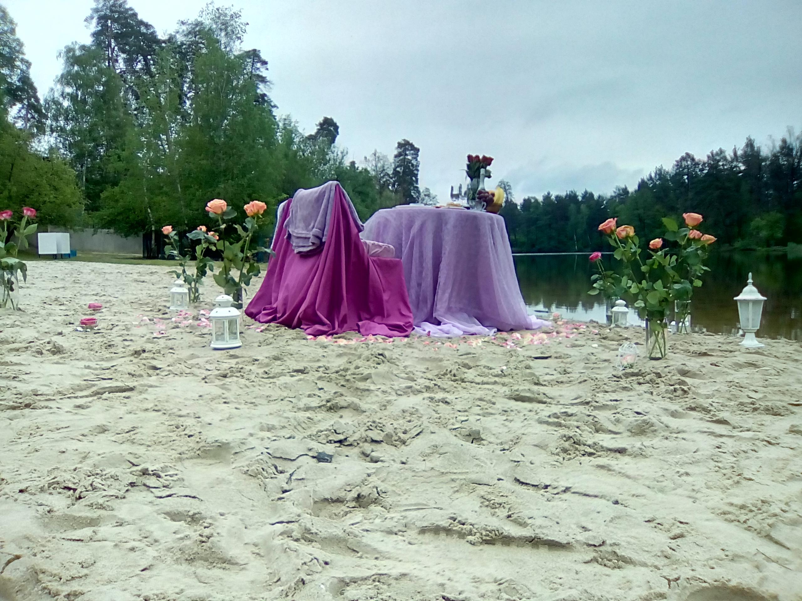 Альтечо, свидание на пляже (3)