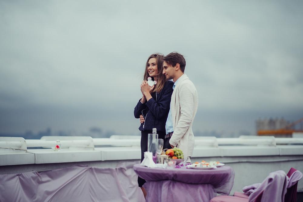 Восторг свидание на крыше Альтечо