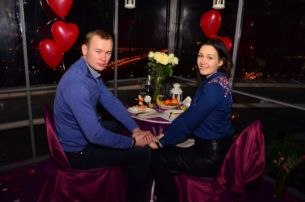 Сервис романтики Альтечо, Киев
