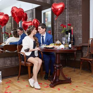 Романтический ужин, Свидание в музее Булгакова от Альтечо (25).jpg