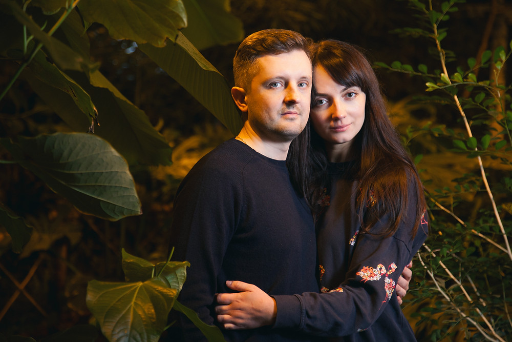 Романтика в Джунглях у водопада от сервиса романтики Альтечо 12