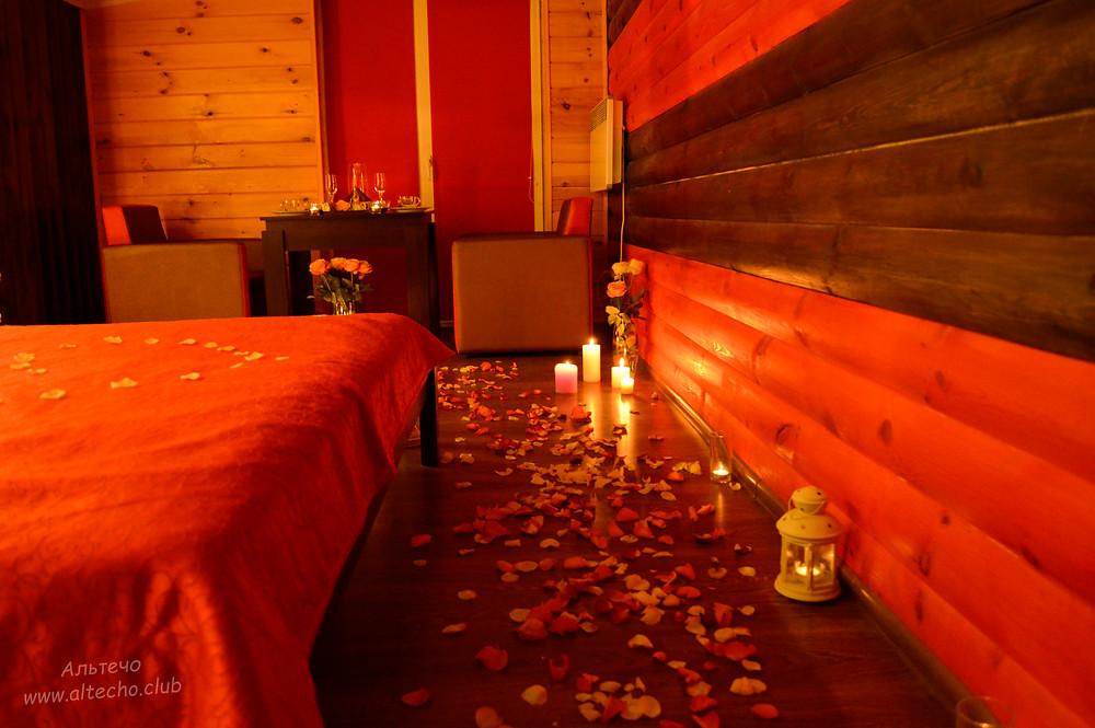 Альтечо свидание на крыше, романтический ужин, вечер для двоих 8