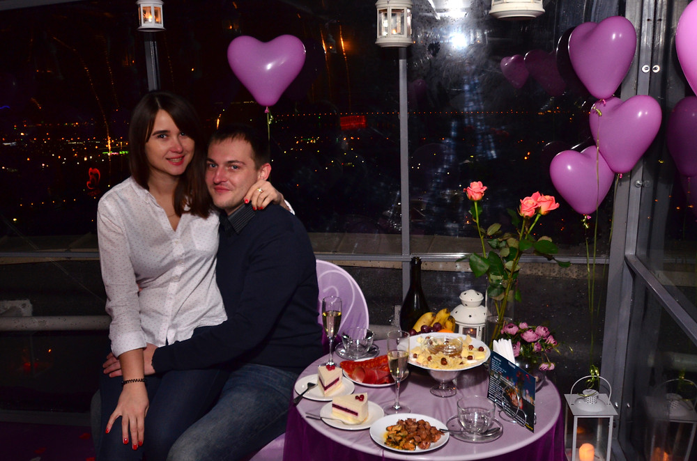 Вечер для двоих, Киев, Альтечо