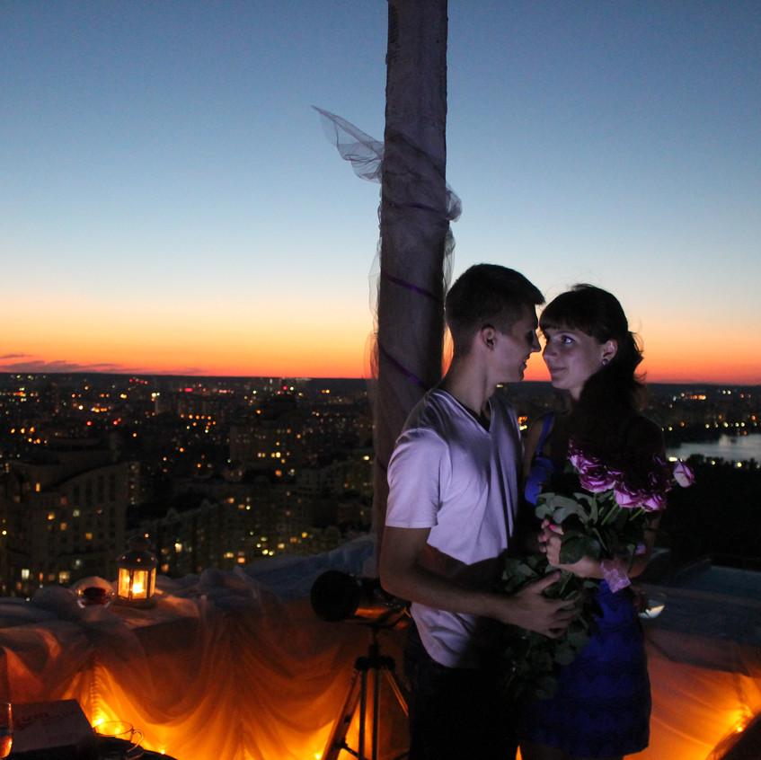 Свидание на крыше, Киев Альтечо, altecho.club 10