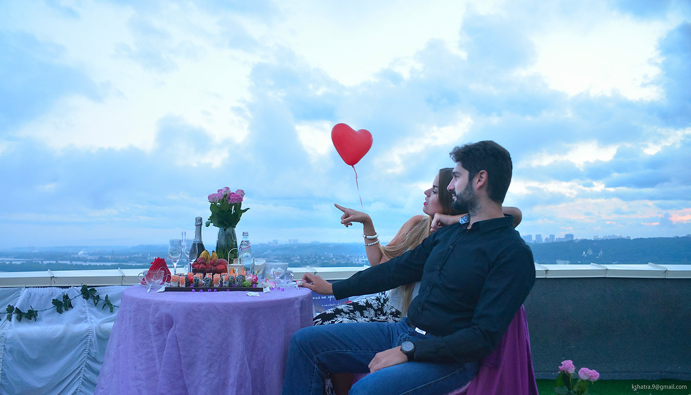 Альтечо: на небе от счастья, свидание на крыше 5