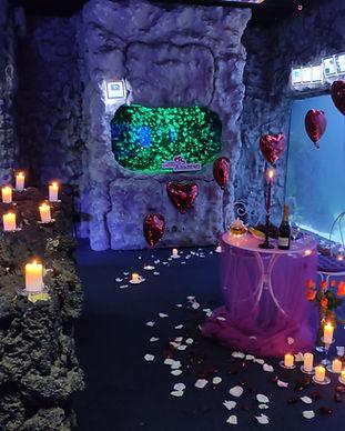 Романтический ужин в киевском океанариуме