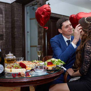 Романтический ужин, Свидание в музее Булгакова от Альтечо (39).jpg