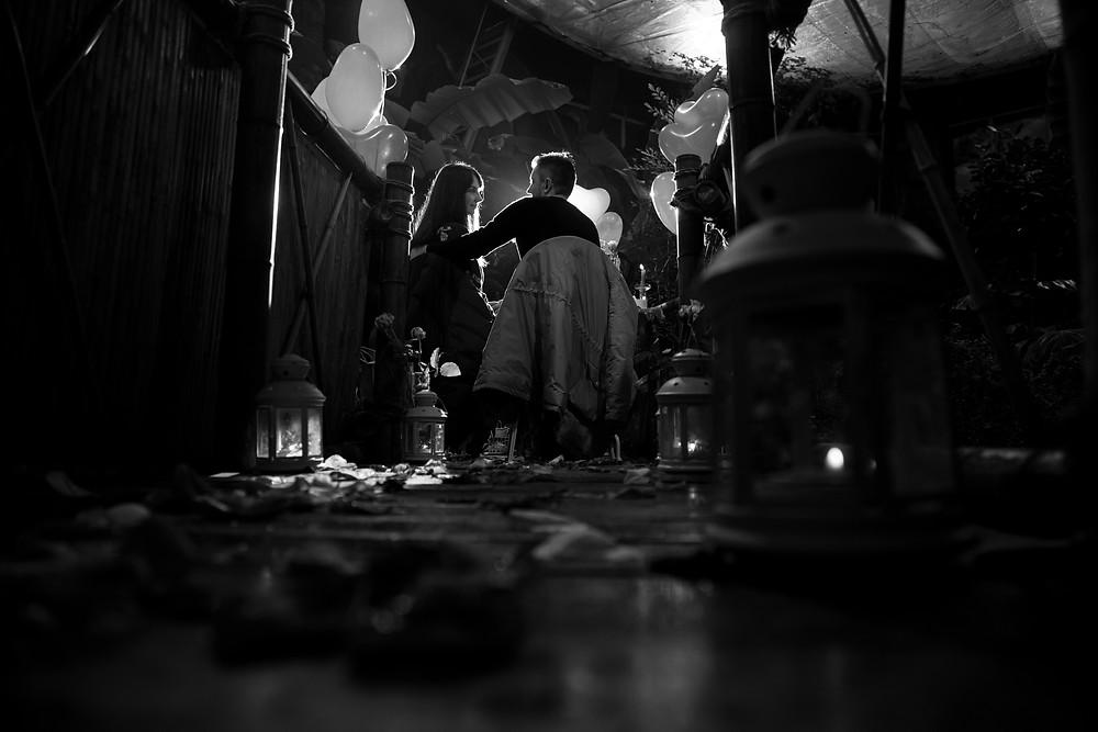Романтика в Джунглях у водопада от сервиса романтики Альтечо 3