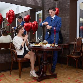 Романтический ужин, Свидание в музее Булгакова от Альтечо (32).jpg