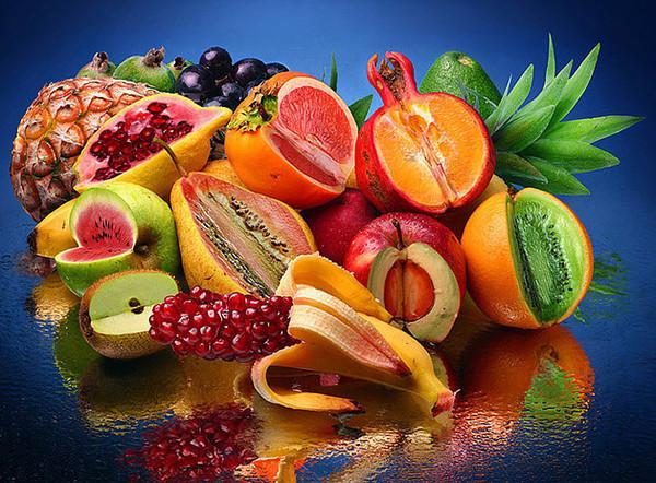 Элитные экзотические фрукты
