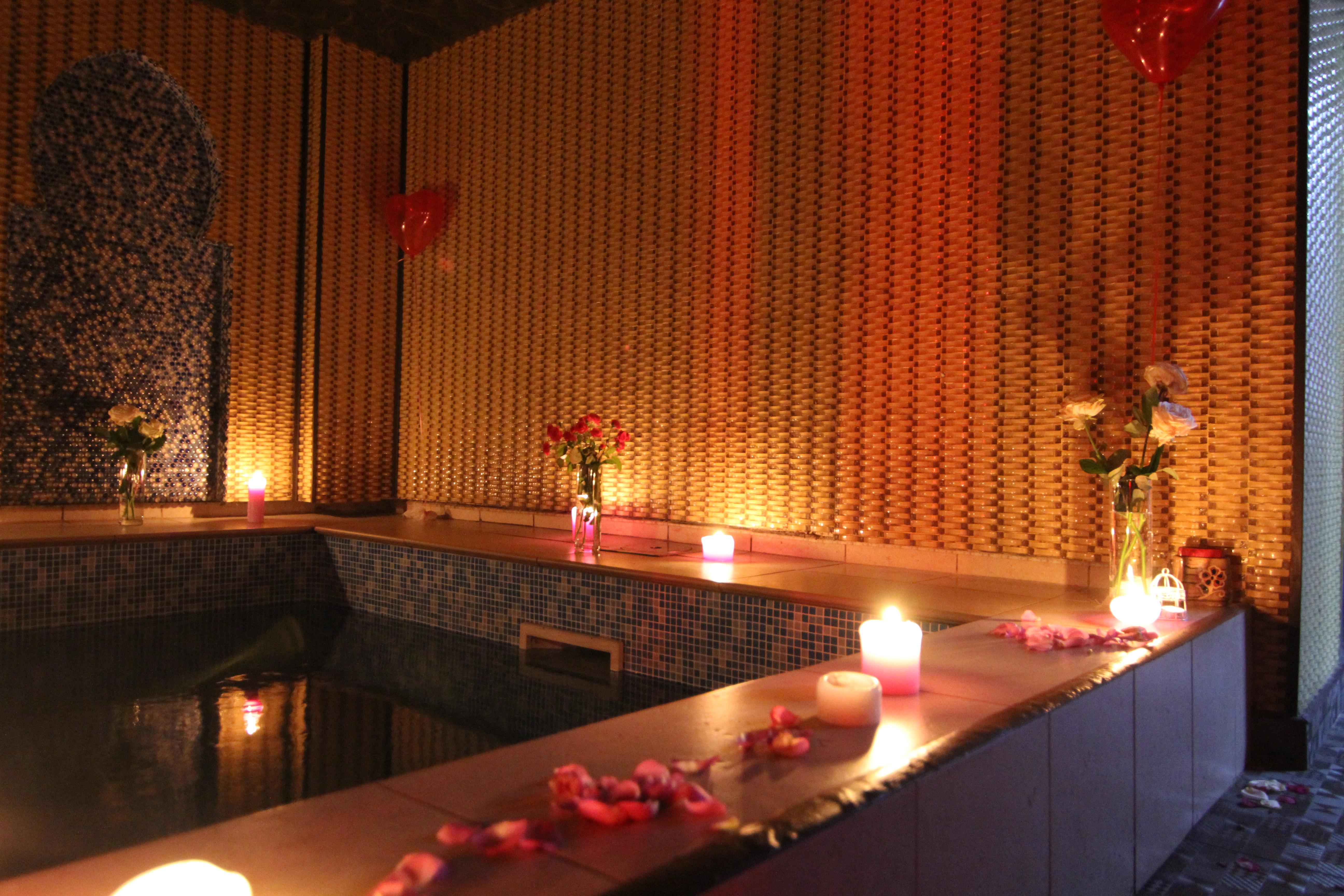 Альтечо, Романтический ужин в бассейне (12)