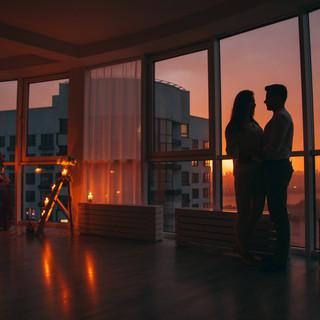Фотосессия для двоих от сервиса романтики