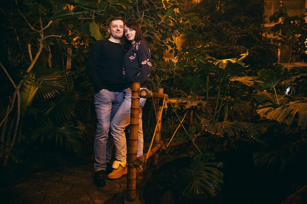 Романтика в Джунглях у водопада от сервиса романтики Альтечо 14