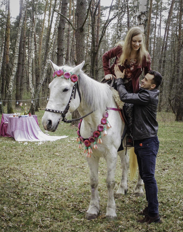 Альтечо, романтический ужин в лесу (15)