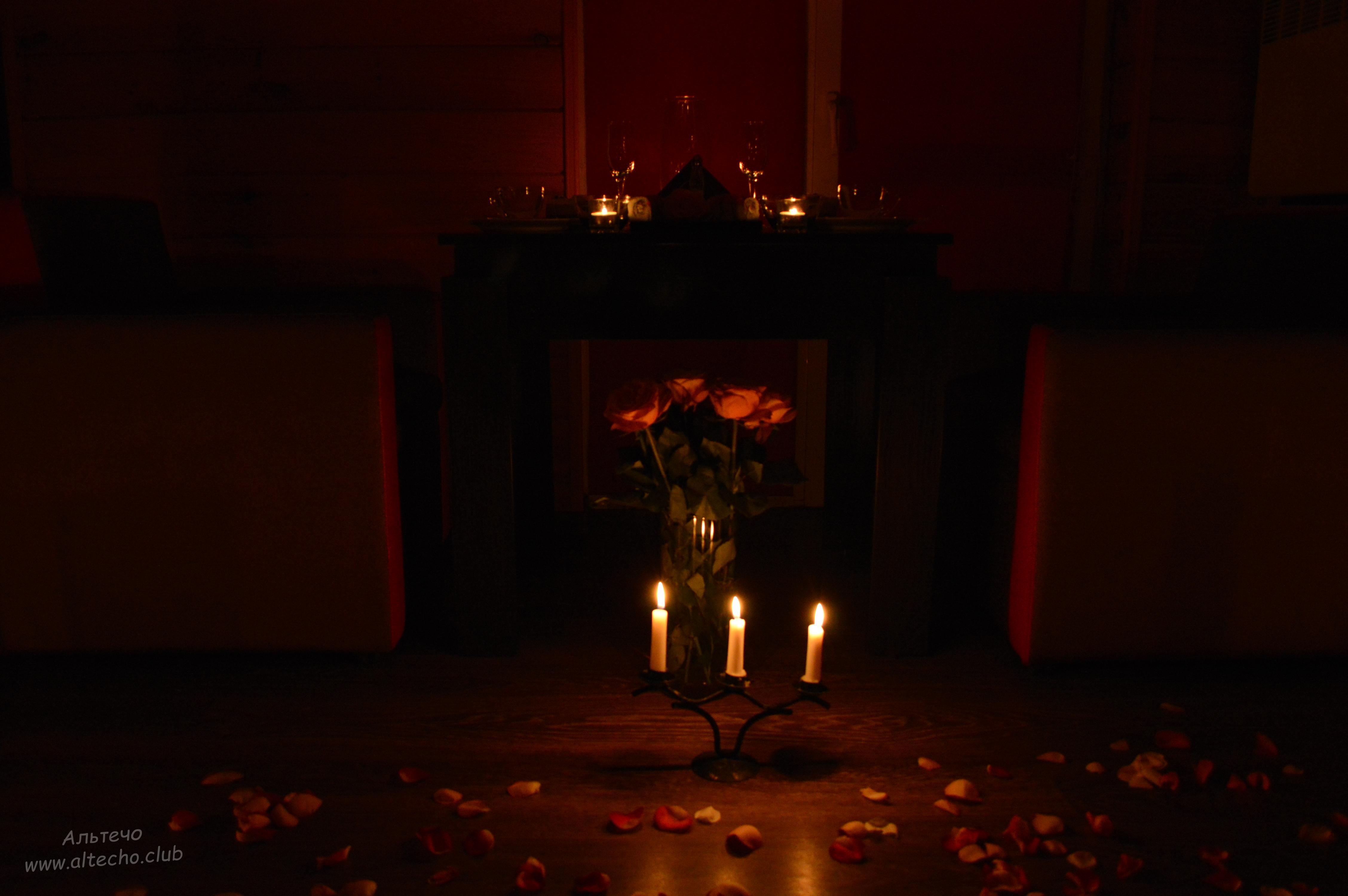 Альтечо свидание на крыше, романтический ужин, вечер для двоих (16)