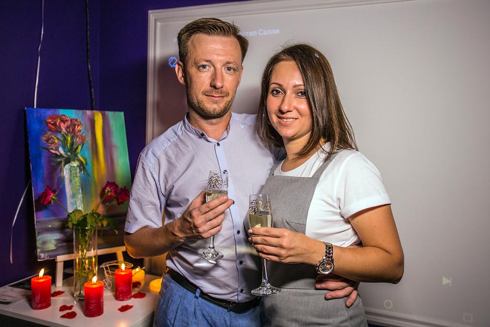 Свидание в Кинотеатре для Двоих, Сервис романтики Альтечо, Киев 4